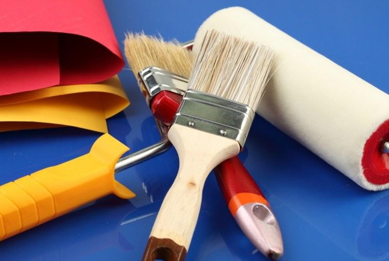 А это фото ваших надежных помощников, которые помогут выполнить покраску быстро и качественно