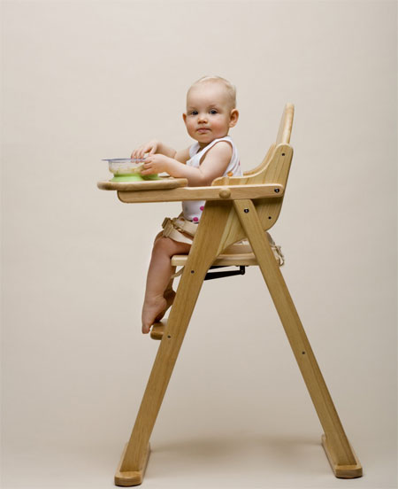 Детский стул для еды своими руками