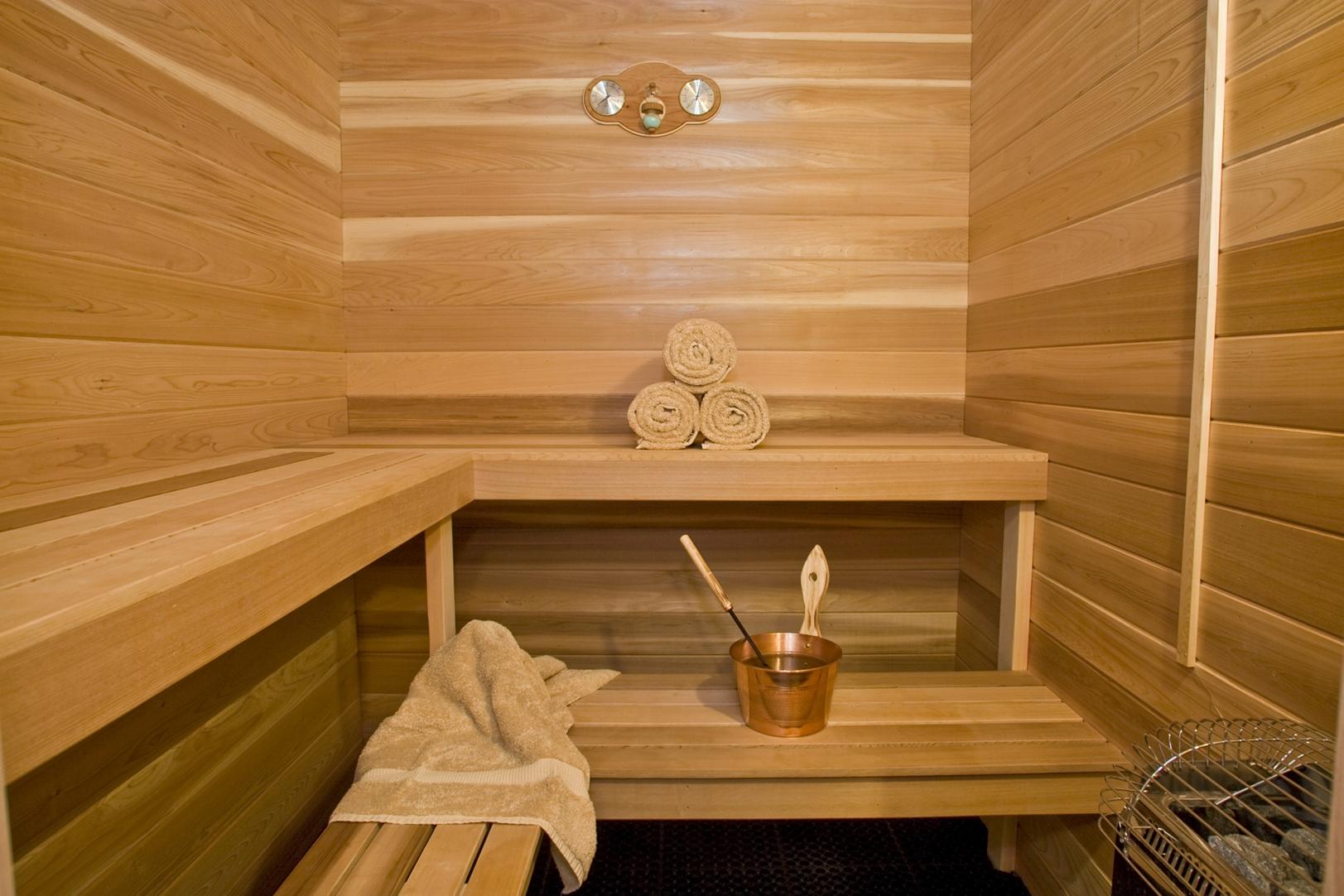 Баня из бруса 4 5 на 5 обладает экологически чистой парилкой