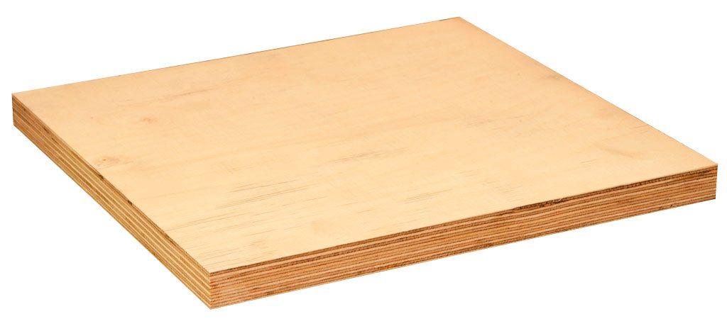 Березовый фанерный лист