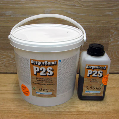 Berger Bond P25 – двухкомпонентный полиуретановый