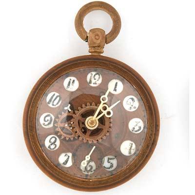Часы, созданные в 1867 году по заказу министерства внутренних дел Российской империи.