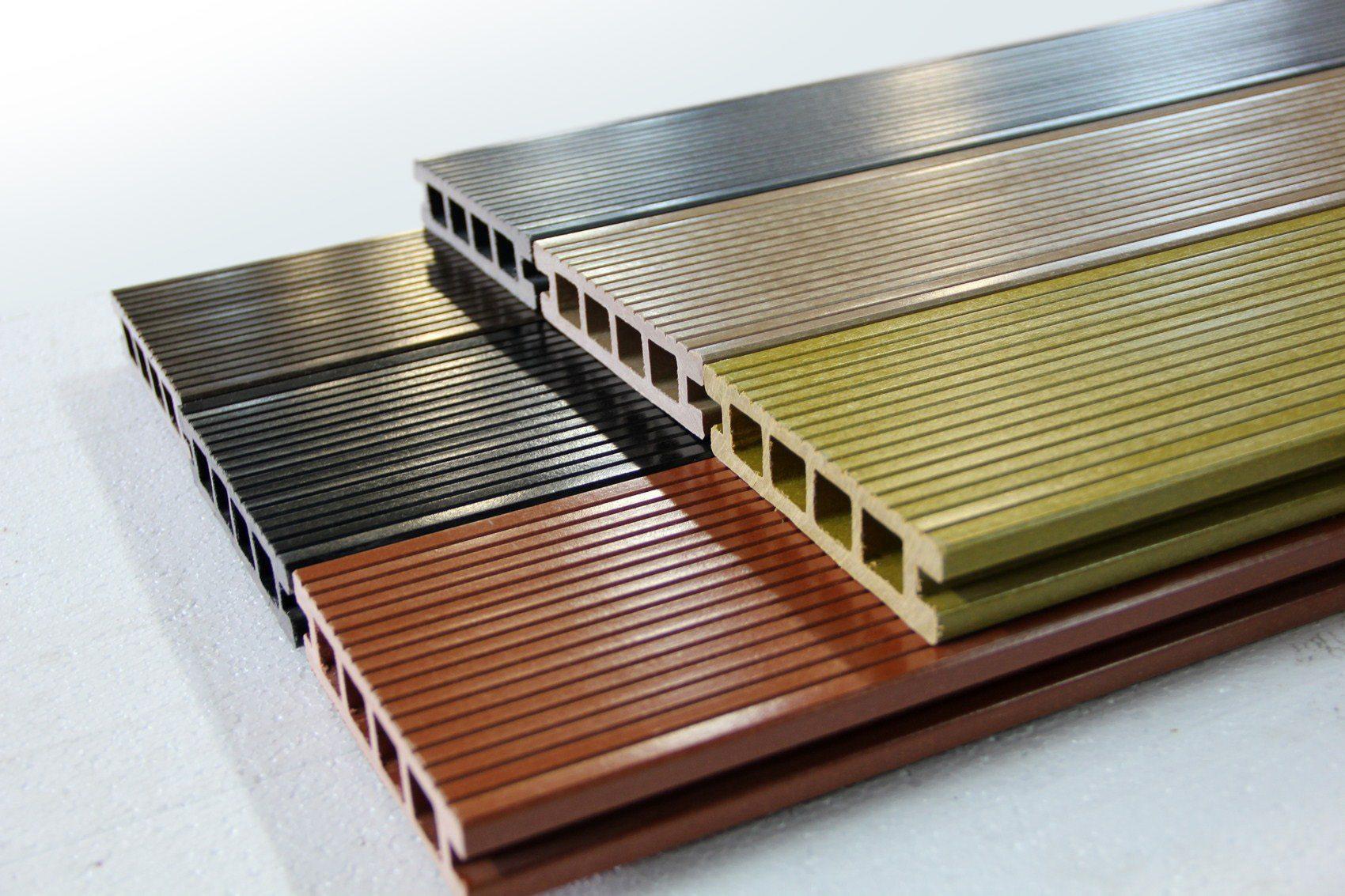 Декинг или ДПК (древесно-полимерный композит)