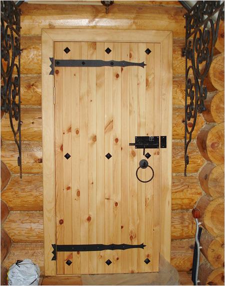 Железная дверь своими руками - 2 варианта, мастер-класс! 47
