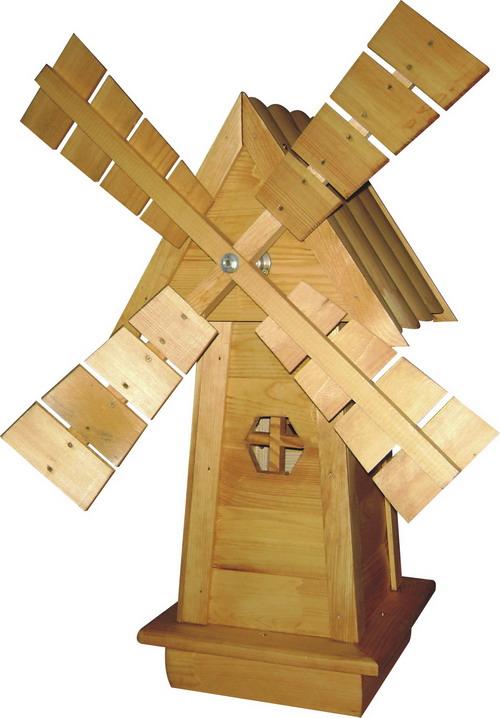 Поделки из дерева ветряная мельница 61