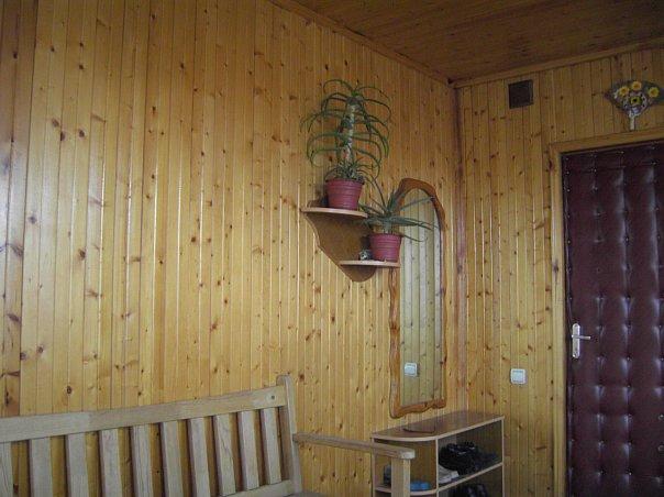 Holz Flur Von Futter