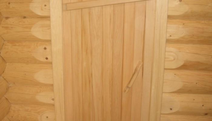 Деревянные двери своими руками