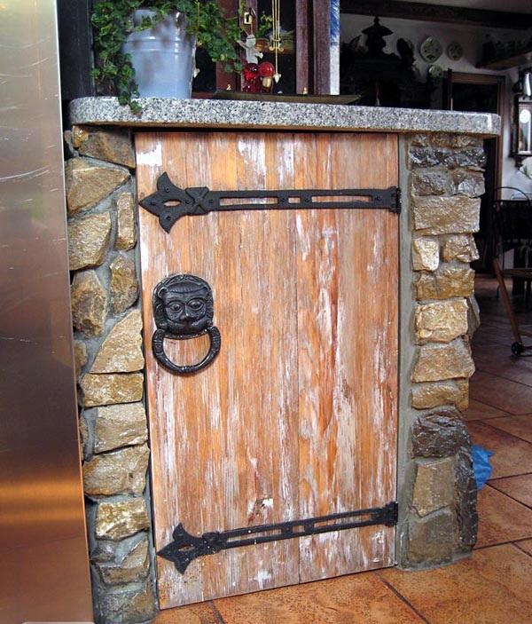 Как сделать завесы для двери