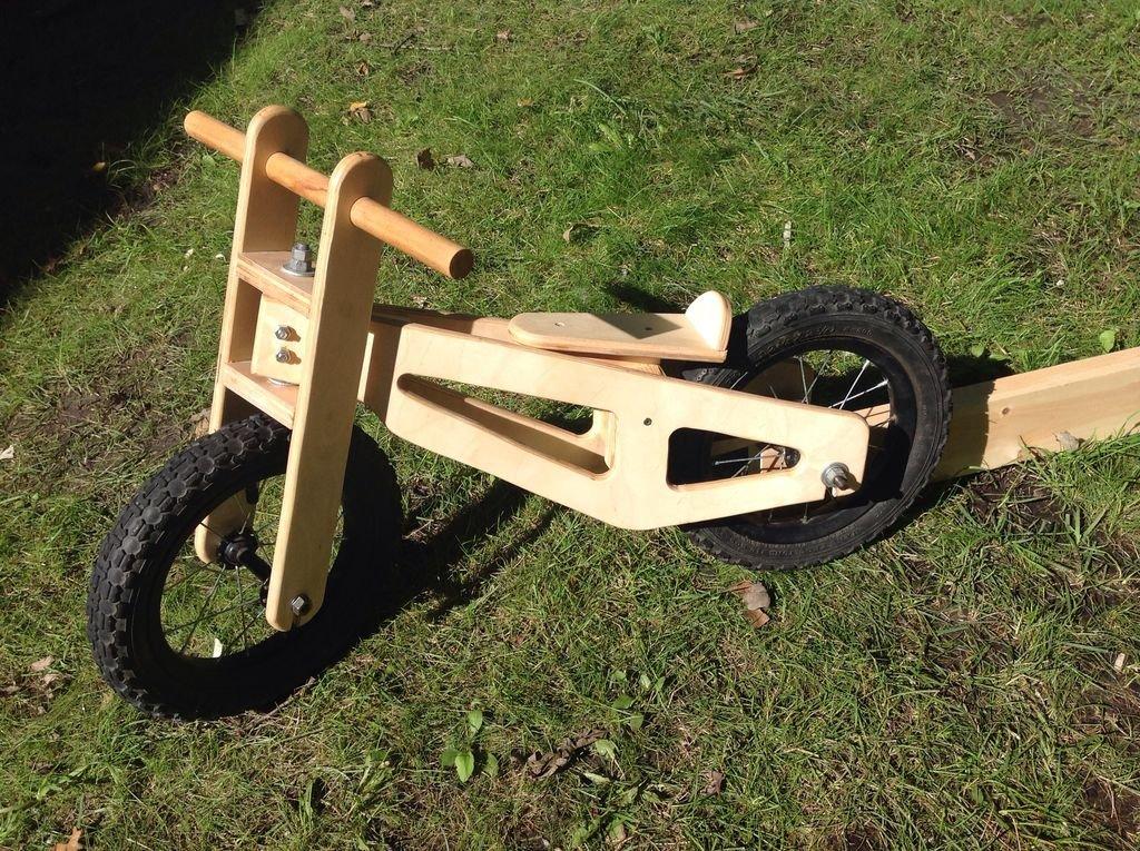 Детские деревянные машинки своими руками