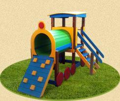 Детское игровое сооружение «Паровозик»