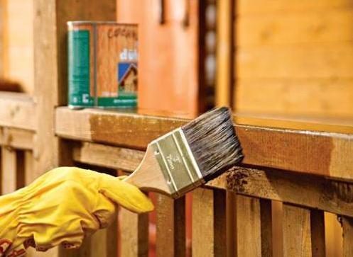 Для наружной обработки нужны стойкие составы с высокой эластичностью