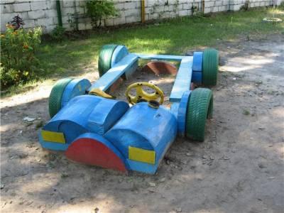Для настоящих автогонщиков
