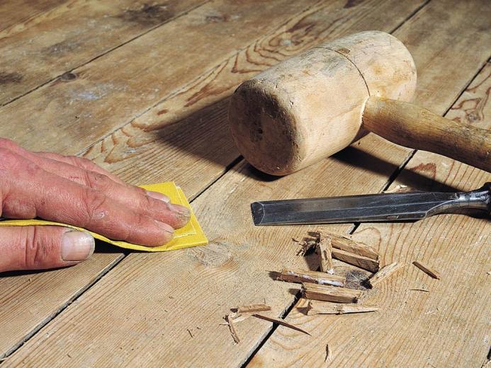 Для решения проблемы совсем не обязательно демонтировать всю конструкцию