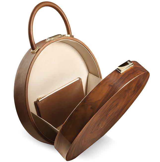 Сделать сумку из дерева