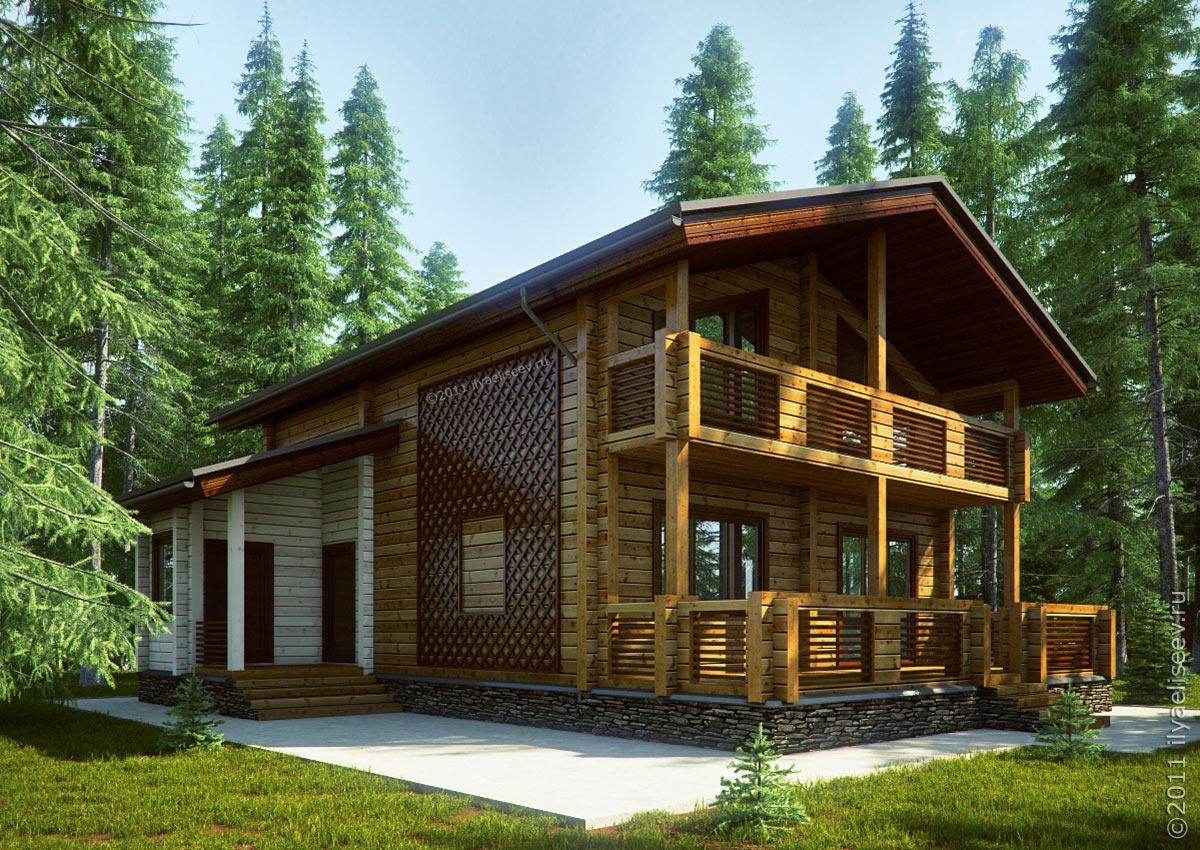 Как сделать чертеж и проект дома своими руками - Планировка дома