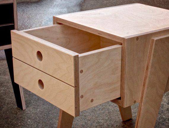 Фанера - идеальный материал для создания мебели.