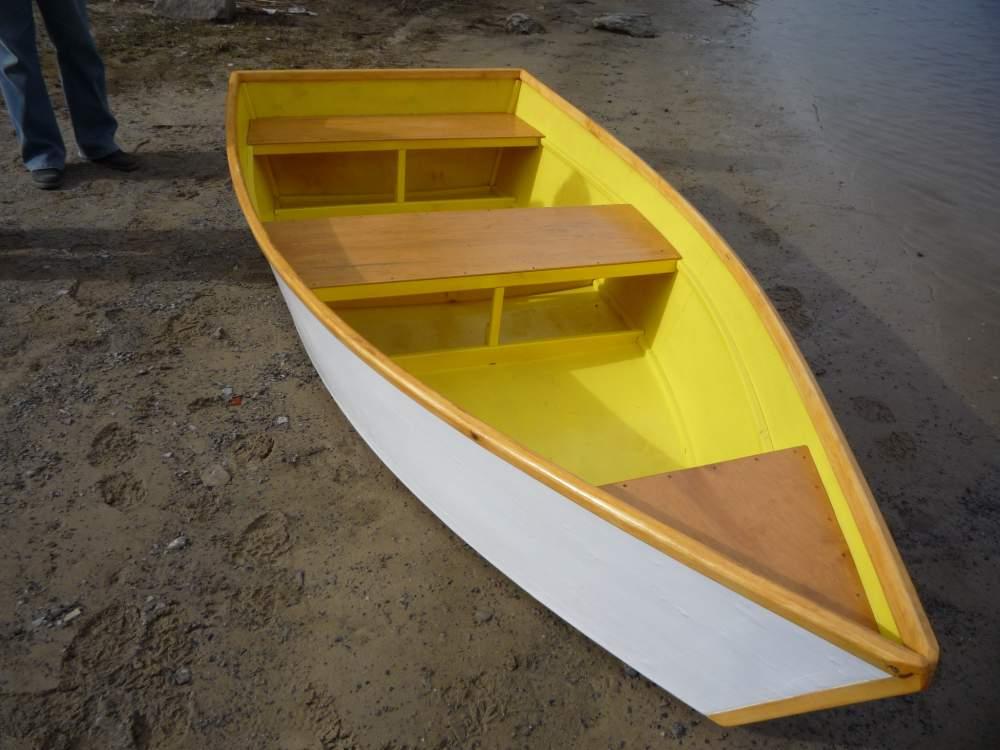 Как делать своими руками лодки из фанеры