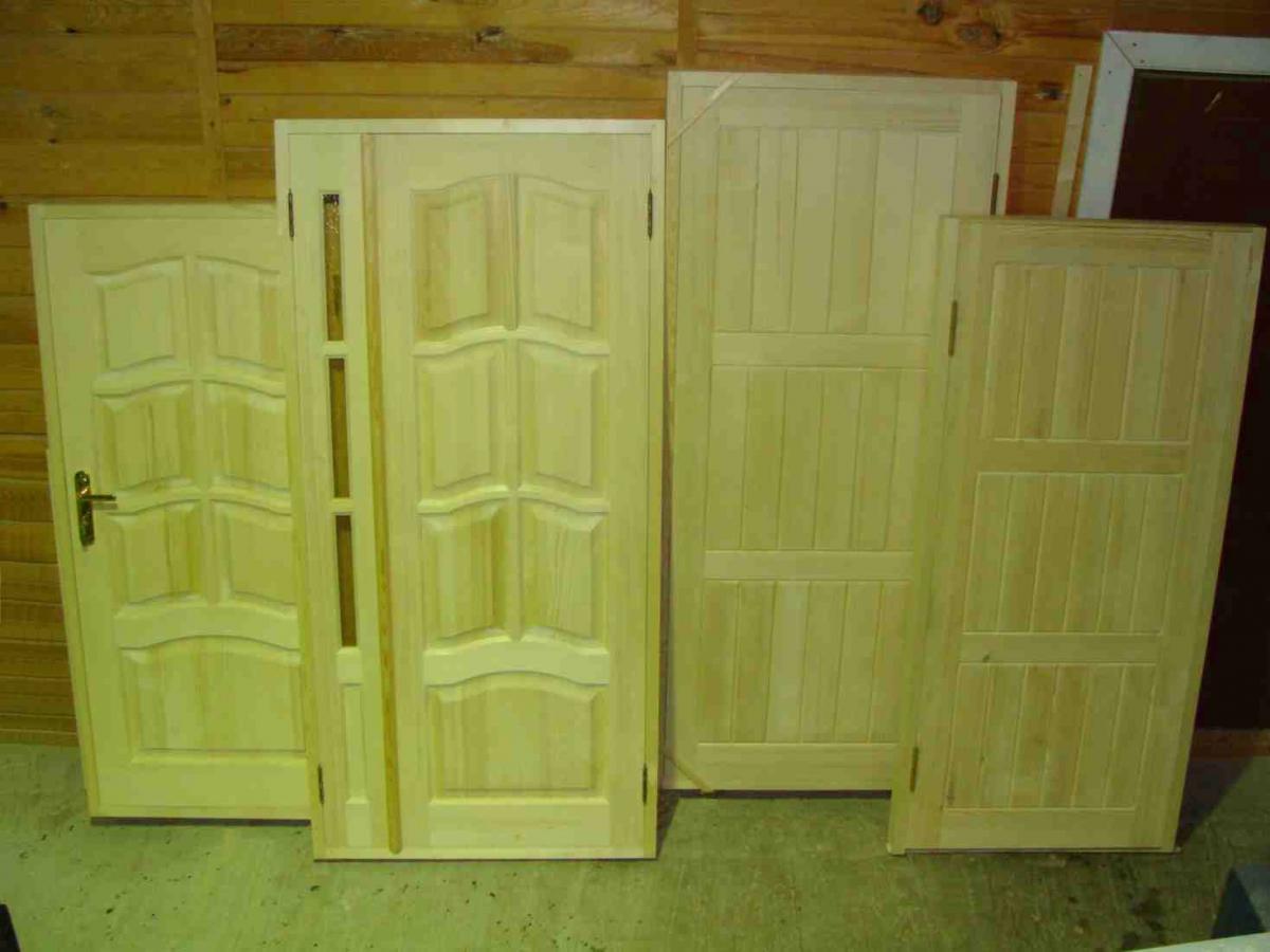 Деревянные входные двери на дачу своими руками