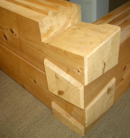 Грамотное соединение углов делает конструкцию прочнее и теплее