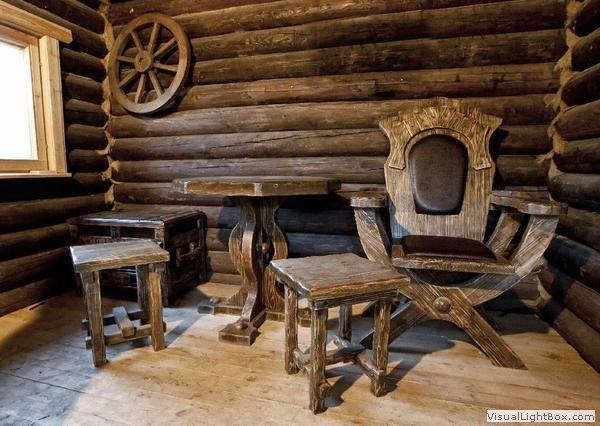 изделия с дерева под старину