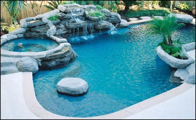 Использование гидроизоляции для бассейнов