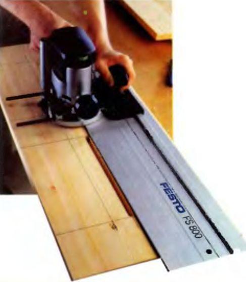Использование ручного фрезера в деревообработке