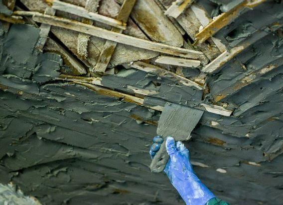 Как заделать потолок из дранки самостоятельно