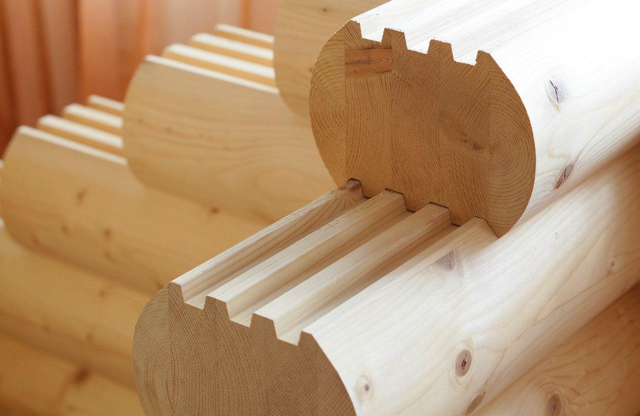 Изготовление своими руками клееного бруса