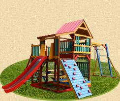 Комплекс для детских игр «Забава»