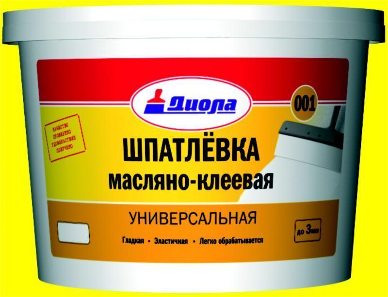 Латексная интерьерная шпатлёвка (полимеры)