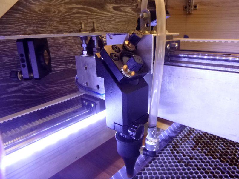 Станок для лазерная резка фанеры своими руками 40
