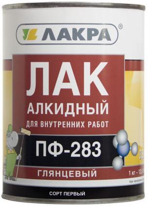 ЛКМ глянцевый алкидный ПФ-283