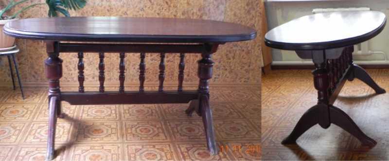 Фото кухонные столы из дерева своими руками