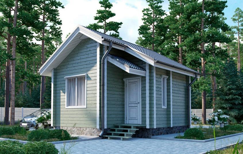Малогабаритные сооружения можно собирать по принципу конструктора