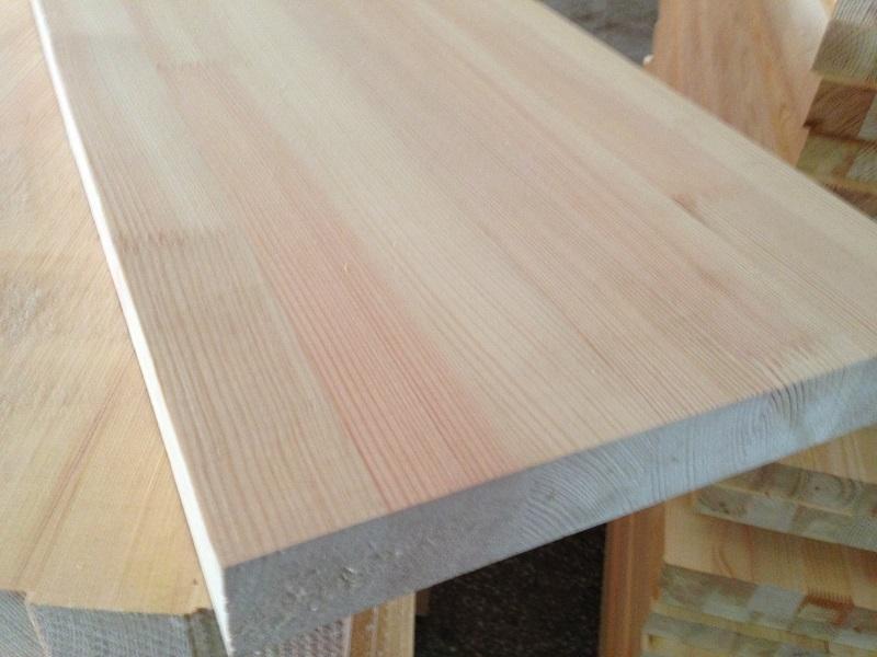 Мебельный щит позволяет сделать качественную мебель