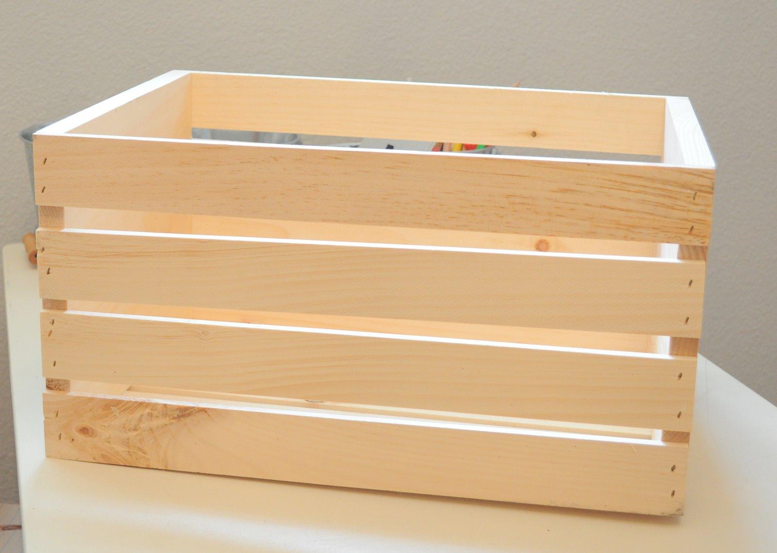 Ящики деревянные своими руками