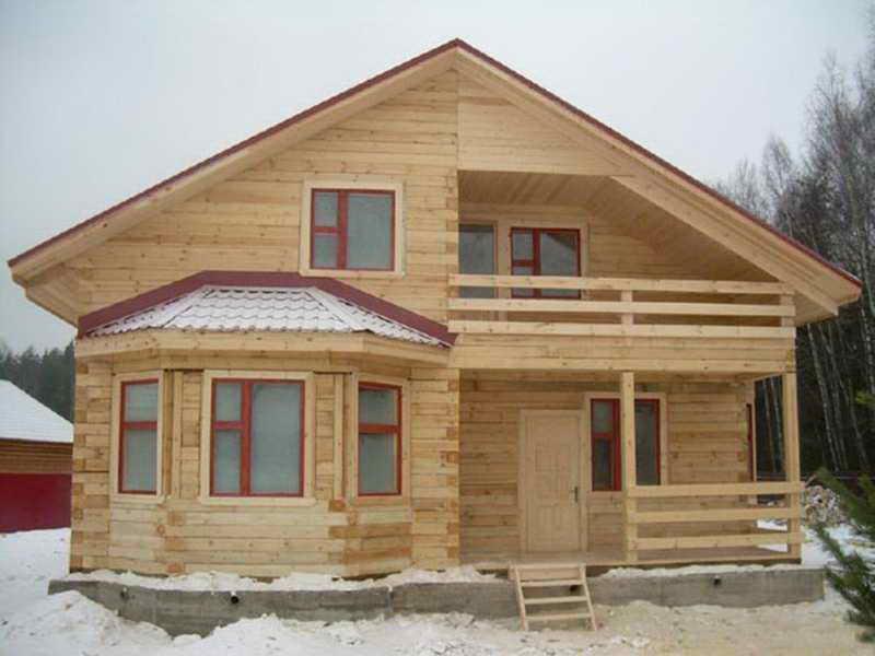 Мы советуем украшать фасад строения после его акклиматизации