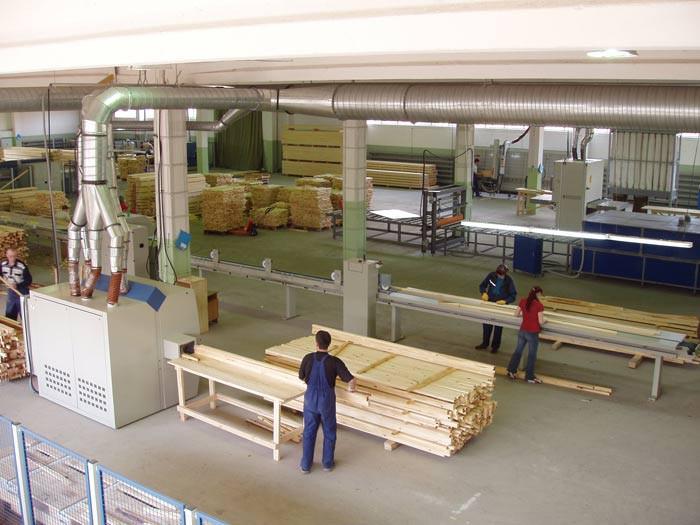 Изготовления мебельного щита
