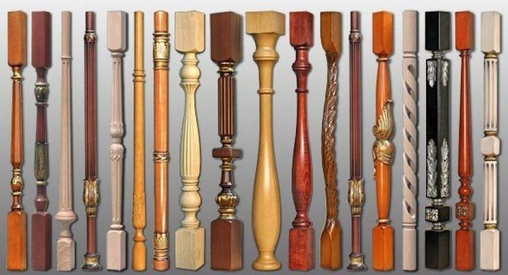Балясины деревянные своими руками