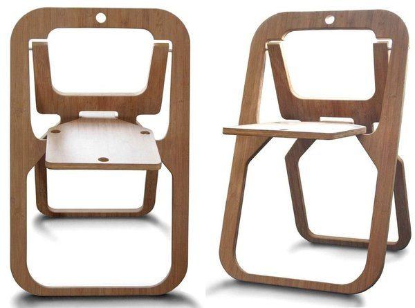 Откидные стулья своими руками