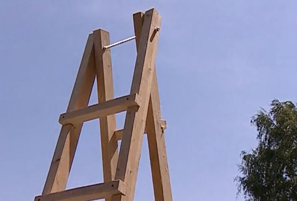 Как сделать стремянку из дерева своими руками видео