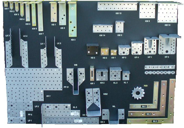 На фото: можно найти самые разнообразные виды крепежных элементов, все они предназначены для выполнения определенных видов работ