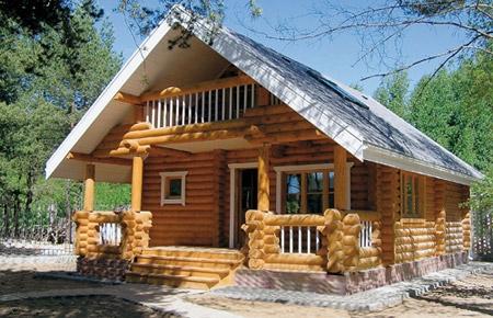 На фото: площадь около 100 кв м позволяет комфортно расположиться семье из четырех человек