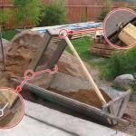 Фасадная штукатурка по дереву: видео-инструкция по декоративной отделке деревянных стен внутри и снаружи дома своими руками, фот