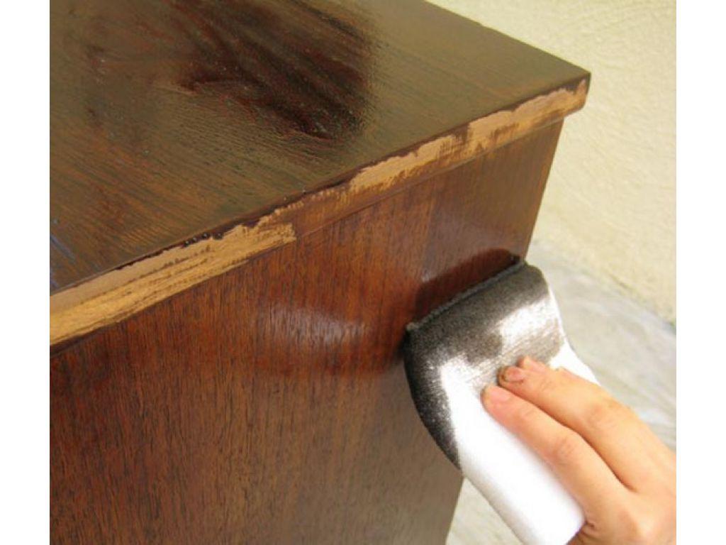 Чем покрасить шкаф из дсп