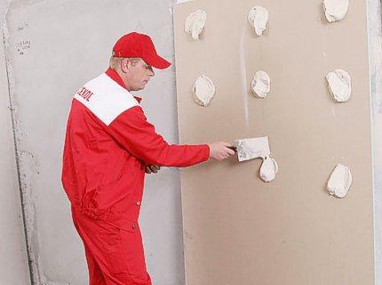 Как обшить стены гипсокартоном в каркасном доме