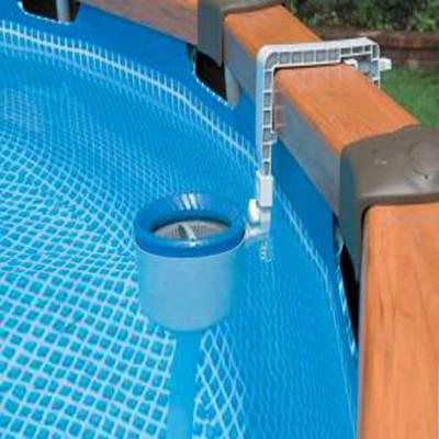 Навесной скиммер для бассейна