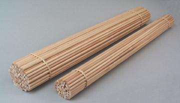 Образцы деревянных нагелей