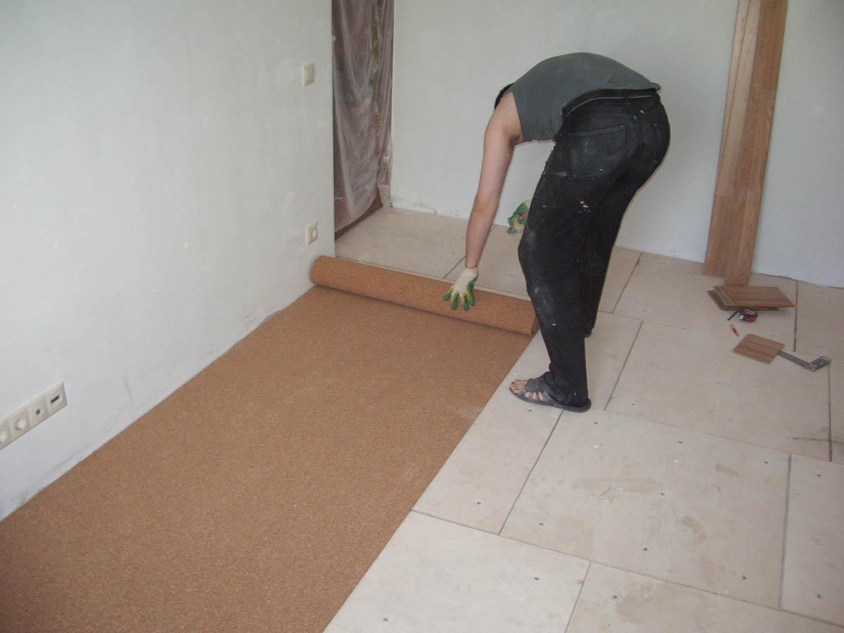 Linoleum vloer onderhoud floortec