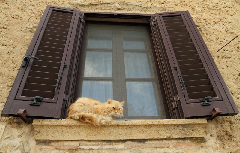 Москитная сетка на деревянное окно своими руками